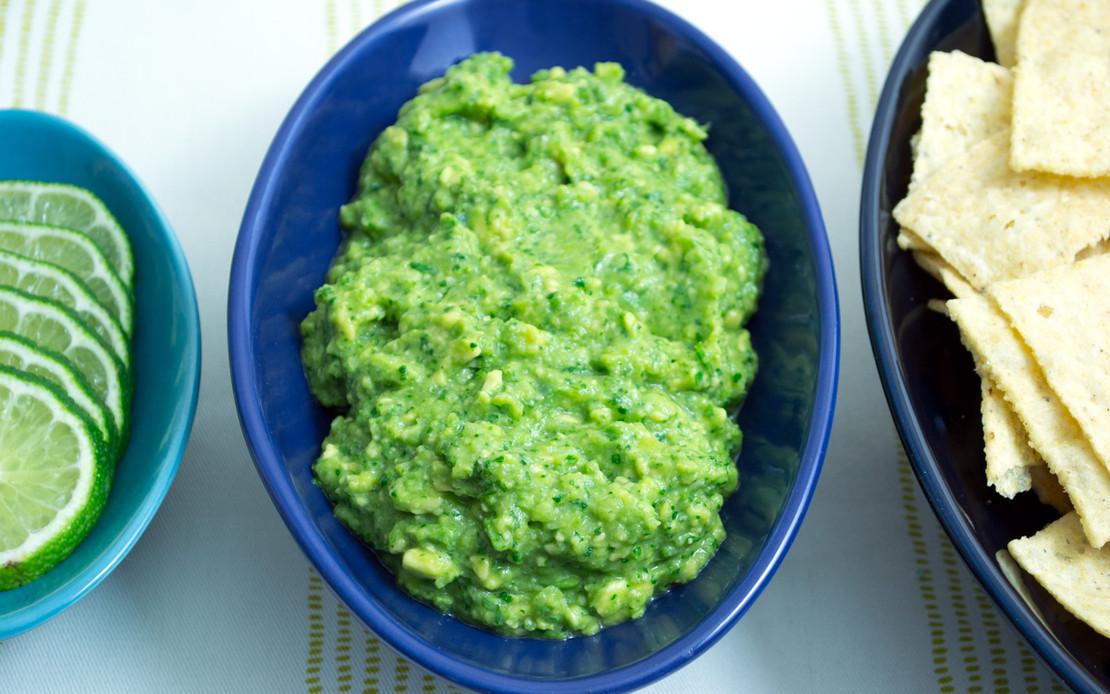 Lime Guacamole