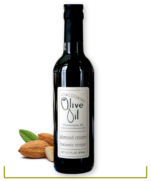 Almond Cream Balsamic Vinegar