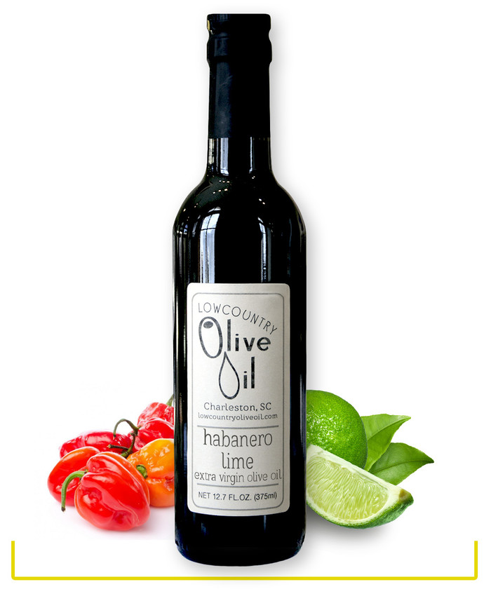 Habanero-Lime Extra Virgin Olive Oil