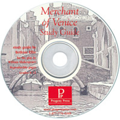 The Merchant of Venice CD PRINT ONLY
