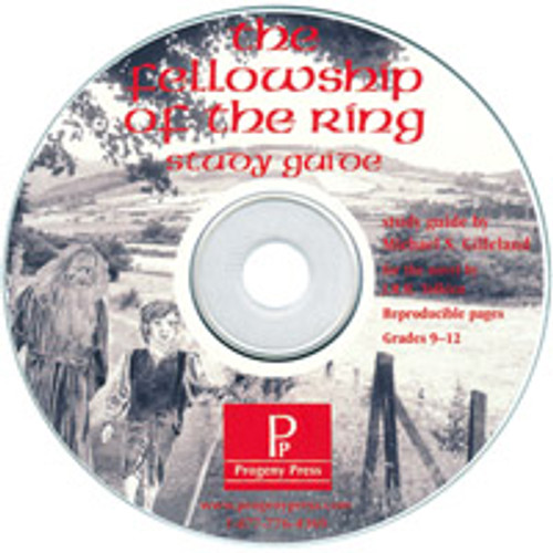 Lord of the Rings: The Fellowship of the Ring CD *PRINT ONLY*