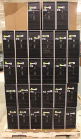 LOT OF 55X HP COMPAQ DC5800 TOWER COMPUTERS -CORE 2 DUO -WARRANTY