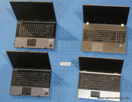 "233X HP LAPTOPS WITH ""ASSET TAG COSMETIC WEAR"". MOSTLY 6510B MODEL."