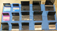 15X MIXED BRAND LAPTOPS WITH SCREEN OR PARTS ISSUES - FOR REPAIR PURPOSES