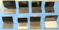 """8X HIGH END (gaming/ultra style) MIXED BRAND LAPTOPS """"A"""" GRADE"""