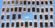 """43X SAMSUNG """"C"""" / """"D"""" GRADE CELL PHONES - FUNCTION ISSUES OR CRACKED DIGITIZERS"""
