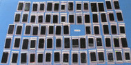 "71X MIXED BRANDS ""C"" / ""D"" GRADE CELL PHONES - FUNCTION ISSUES OR CRACKED DIGITIZERS"