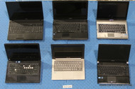 31X MIXED BRAND LAPTOPS WITH SCREEN ISSUES