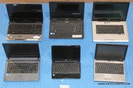 "83X MIXED BRAND LAPTOPS - CORE 2 / PENTIUM D / OTHER - ""C"" GRADE - FUNCTION ISSUES"