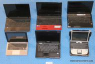 "47X MIXED BRAND LAPTOPS - NEWER GENERATION - ""C"" GRADE - FUNCTION ISSUES"