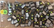125X TRANSCEND JETDRIVE 128GB SD FLASH CARDS. USED BULK LOT