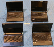 87X ACER ASPIRE ONE NETBOOK LAPTOPS WITH SCREEN ISSUES