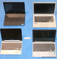 "58X CHROMEBOOK LAPTOPS. MIXED BRANDS ""A"" GRADE"