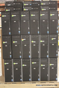 46X HP WORKSTATION STYLE COMPUTERS. XEON CPU