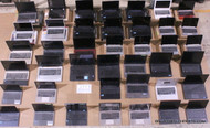 "78X MIXED BRAND LAPTOPS FOR REPAIR PURPOSES. GRADE ""C"""