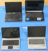 94X HP LAPTOPS CORE I SERIES -WITH SCREEN ISSUES (SOME HAVE OTHER ISSUES)