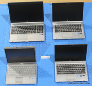 "64X HP ELITEBOOK LAPTOPS - CORE I SERIES - ""B"" GRADE"