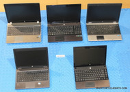 "91X HP PROBOOK LAPTOPS - AMD / CELERON SERIES- ""A"" GRADE"