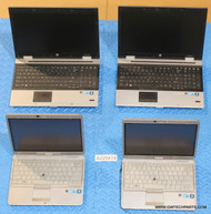 "58X HP ELITEBOOK LAPTOPS - CORE I SERIES - ""A"" GRADE"