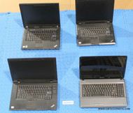 "37x LENOVO CORE 2 DUO LAPTOPS. GRADE ""A"""
