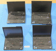 73x LENOVO LAPTOPS WITH SCREEN ISSUES (SOME HAVE OTHER ISSUES) - TESTED