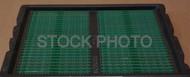 378X PIECES 1GB DDR3 DESKTOP RAM - NON-ECC -FRESH PULLS - UNTESTED - IN ANTI-STATIC TRAYS