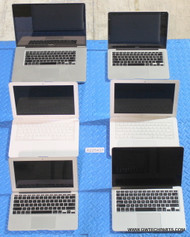 "120X APPLE MACBOOK LAPTOPS WITH MINOR COSMETIC ISSUES ""B"" GRADE"