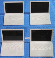 "122X APPLE MACBOOK A1181 LAPTOPS WITH COSMETIC ISSUES / ASSET TAG SPOTS - ""B"" GRADE"