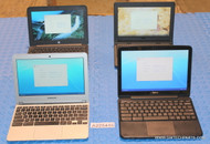 "138X CHROMEBOOK LAPTOPS. GRADE ""A"" -SAMSUNG / HP / ACER / AND MORE"