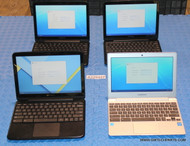 "370X SAMSUNG XE500C21 CHROMEBOOK LAPTOPS - GRADE ""B"" COSMETIC ISSUES"