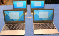 "403X SAMSUNG XE303C12 CHROMEBOOK LAPTOPS - GRADE ""B"" COSMETIC ISSUES"