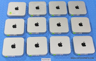 12X APPLE MAC MINI A1347 COMPUTERS. TESTED. LOADED.