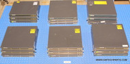 57X NETWORK ROUTERS / SWITCHES (MAJORITY CISCO) - FULLY TESTED
