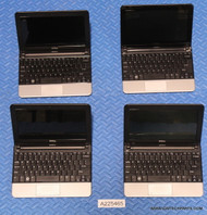 "23X DELL INSPIRON NETBOOK LAPTOPS. ""A"" GRADE"