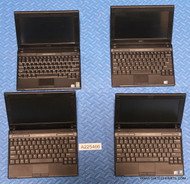 "117X DELL LATITUDE 2100 NETBOOK LAPTOPS. ""A"" GRADE"