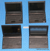"247X DELL LATITUDE 2110 NETBOOK LAPTOPS. ""A"" GRADE"