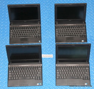 "155X DELL LATITUDE 2120 NETBOOK LAPTOPS. ""B"" GRADE - SMALL CRACK/DENT IN PLASTIC"