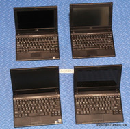 "179X DELL LATITUDE 2110 NETBOOK LAPTOPS. ""B"" GRADE - SMALL DENTS"