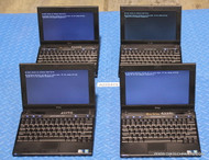 "87X DELL LATITUDE 2120 NETBOOK LAPTOPS. ""B"" GRADE - COSMETIC ISSUES"
