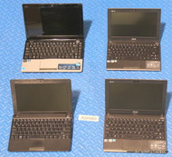 "403X ASUS NETBOOK LAPTOPS ""B"" GRADE - COSMETIC IMPERFECTIONS"