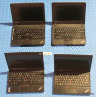 "89X LENOVO IDEAPAD X SERIES NETBOOK LAPTOPS - ""B"" GRADE (COSMETIC IMPERFECTIONS)"