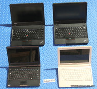 "87X LENOVO IDEAPAD NETBOOK LAPTOPS - ""C"" GRADE (PARTS/FUNCTIONALITY ISSUES)"