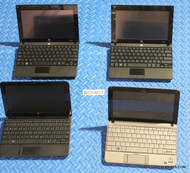 "403X HP NETBOOK LAPTOPS - ""B"" GRADE - COSMETIC IMPERFECTIONS"
