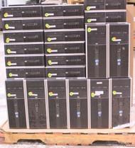 107X HP COMPAQ 8100 / 8000 ELITE COMPUTERS.
