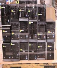 36X HP COMPAQ DESKTOP AND TOWER COMPUTERS - CORE i ERA