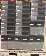 115X DELL OPTIPLEX 790 / 390 G DESKTOP COMPUTERS- CORE I / PENTIUM G SERIES