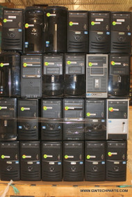 176X CORE I SERIES STYLE COMPUTERS. MIXED MANUFACTURE / MODELS