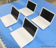 "431X ""B"" GRADE MACBOOK A1342 CORE 2 DUO 2.4GHZ LAPTOPS WITH AC ADAPTERS"