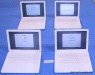 "208X ""B"" GRADE MACBOOK A1342 CORE 2 DUO 2.26GHZ LAPTOPS WITH AC ADAPTERS"