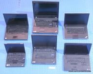 "103X THINKPAD LAPTOPS - CORE 2 DUO / AMD II - ""A"" GRADE"